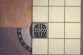 Schluter KERDI DRAIN Is A Floor Drain Specifically Designed To Allow  Connections To Schluter KERDI Or Other Load Bearing, Bonded Waterproof  Membranes, ...