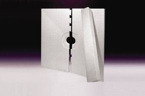 Schluter KERDI SHOWER SC Is A Lightweight, Expanded Polystyrene Shower Curb  That Can Be Used With Schluter KERDI SHOWER ST Or Conventional Mortar ...