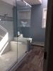 AO Designer White 3x6, MY205 (stones), Sakonnet Glass, RCLI624 Marrone