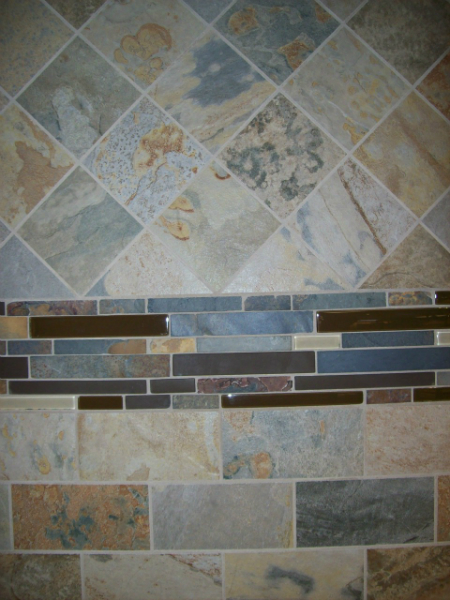Tile Design For Bathrooms
