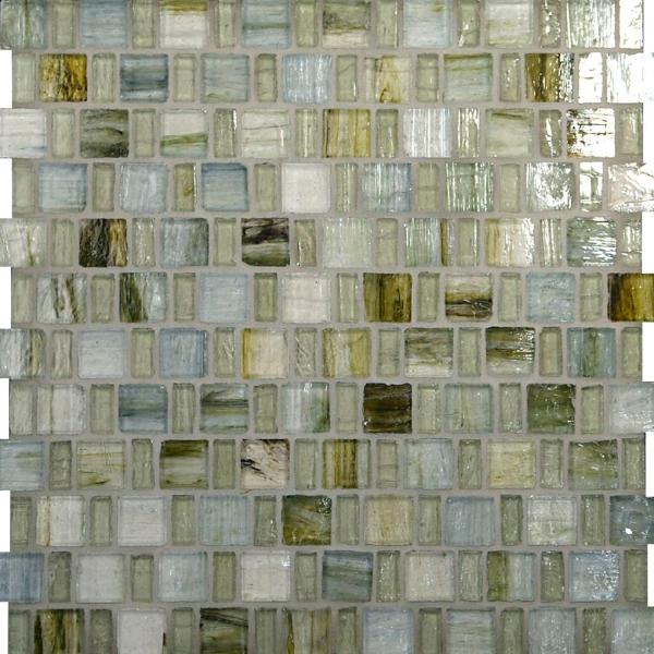 Serpantine Natural   Paper Faced Sheets • 1.174 sq. ft./ sheet • 5 sheets/ box = 5.87 sq. ft./ box