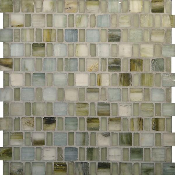 Serpantine Silk    Paper Faced Sheets • 1.174 sq. ft./ sheet • 5 sheets/ box = 5.87 sq. ft./ box