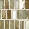 Butterscotch Silk Stacked Mosaic