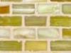 """Butterscotch Silk 1/2""""x1"""" Mini Brick"""