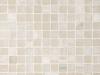 "Ivory Silk 1""x1"" Mosaic"