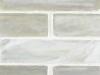"Ivory Pearl 1""x4"" Brick"