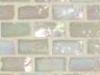 """Ivory Pearl 1/2""""x1"""" Mini Brick"""