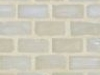 "Ivory Silk 1/2""x1"" Mini Brick"