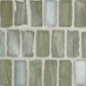 Onyx Silk Stacked Mosaic