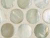 Onyx Pearl Pennyround Mosaic