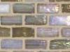 """Platinum Pearl 1/2""""x1"""" Mini Brick"""