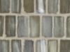 Platinum Silk Stacked Mosaic