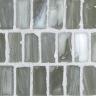 Silvermoon Silk Stacked Mosaic