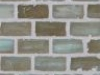 "Silvermoon Silk 1/2""x1"" Mini Brick"