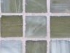 "Silvermoon Silk 1""x1"" Mosaic"