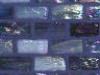 """Storm Blue Pearl 1/2""""x1"""" Mini Brick"""