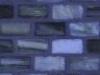 """Storm Blue Silk 1/2""""x1"""" Mini Brick"""
