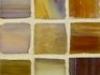 "Teak Silk 1""x1"" Mosaic"