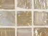 "Burlywood Pearl 1""x1"" Mosaic"