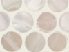 Burlywood Silk Pennyround Mosaic