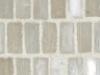 Burlywood Silk Stacked Mosaic