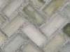"""Atami Silk 1/2"""" x 1""""  Herringbone"""