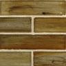 "Chuzenji Natural  1"" x 4"" Brick"