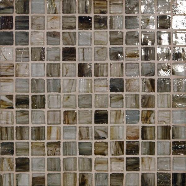 """Hida Natural 1/2"""" x 1/2"""" Mosaic"""