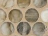 Hida Silk  Penny Round