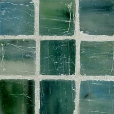 "Izu Silk 1"" x 1"" Mosaic"
