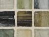 "Kukai Natural 1"" x 1"" Mosaic"