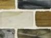 """Kukai Silk 1"""" x 2"""" Brick"""