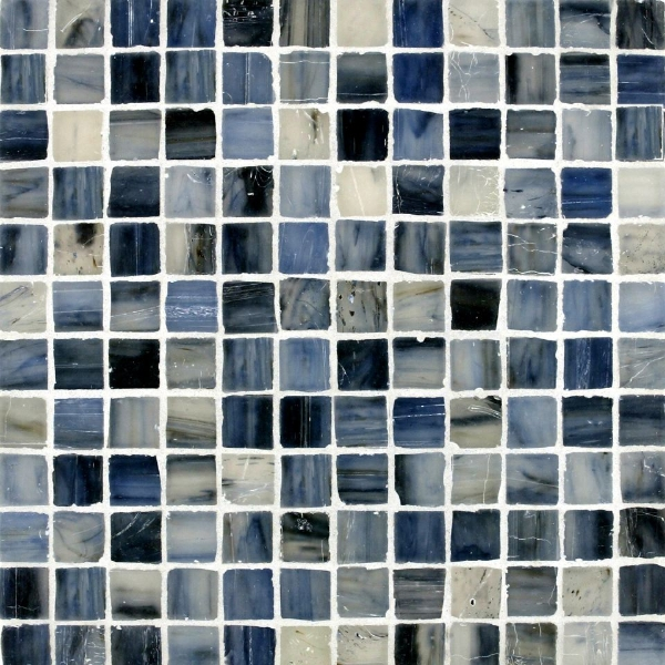 "Kyoto Silk 1/2"" x 1/2"" Mosaic"