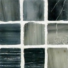 "Sado Silk 1"" x 1"" Mosaic"