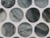 Sado Silk  Penny Round