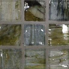 "Sendai Natural 1"" x 1"" Mosaic"