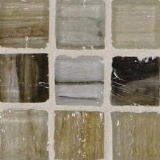 "Sesshu Natural 1"" x 1"" Mosaic"