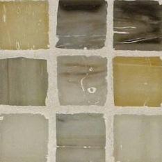 "Sesshu Silk 1"" x 1"" Mosaic"