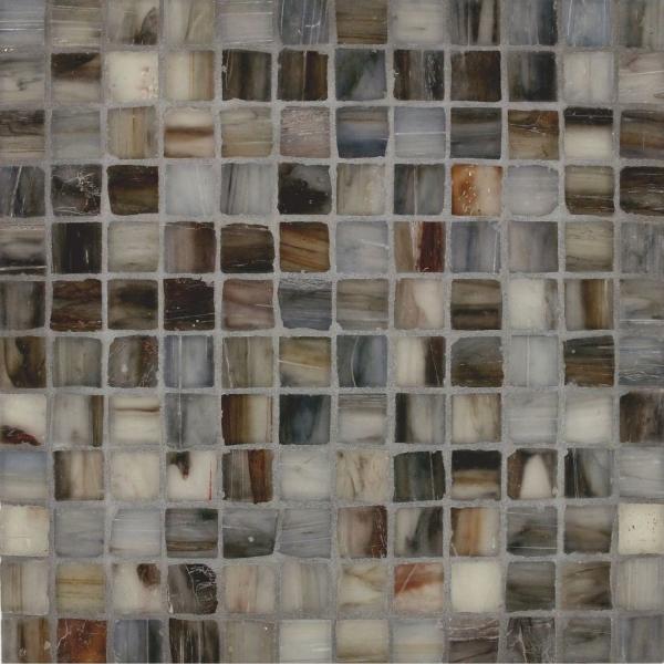 """Zushi Silk 1/2"""" x 1/2"""" Mosaic"""