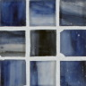 "Antimony Silk  1""x1"" Mosaic"