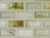 """Selenium Natural   1""""x1""""  Minibrick Mosaic"""