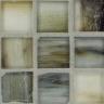"Strontium Silk  1""x1"" Mosaic"