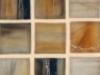 "Tin Silk  1""x1"" Mosaic"