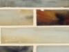 """Tin Silk  1""""x4"""" Tile"""