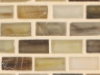 """Tin Silk   1""""x1""""  Minibrick Mosaic"""