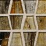 Tin Silk  Wings Mosaic